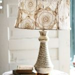 Diy lampe de chevet bocal