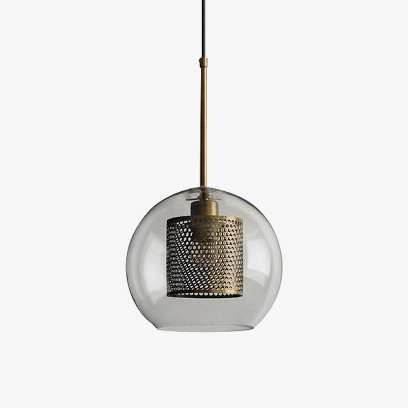 Lampe design avec led