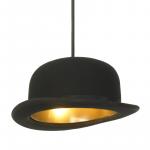 Lampe design chapeau