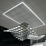 Lampe design suspension