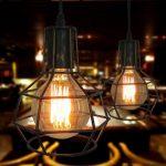 Lampe de chevet à pince avec ampoule led