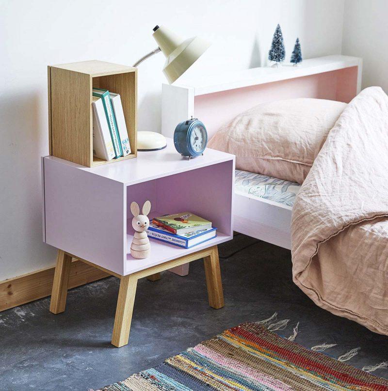 Petite table pour poser lampe design