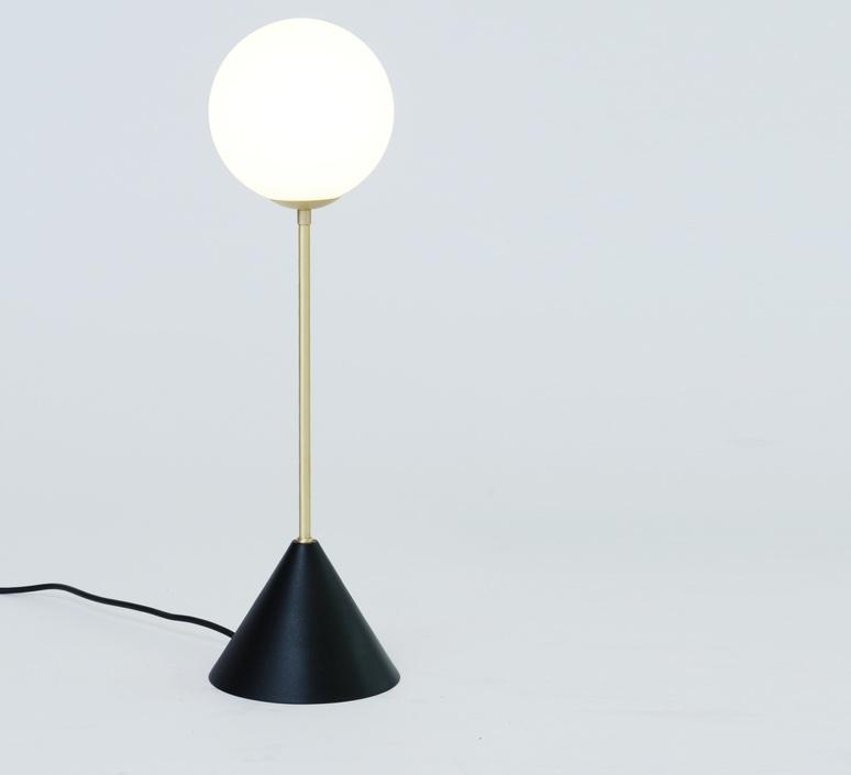 Lampe design atelier