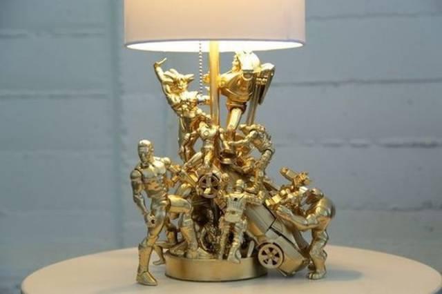 Lampe jouet design