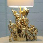 Lampe de chevet pop culture